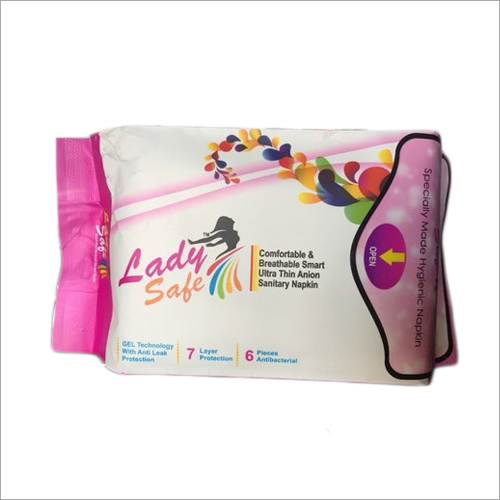 Aluminum Foil Pouch For Sanitary Napkins