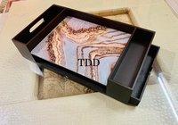 MDF Rectangular Platter