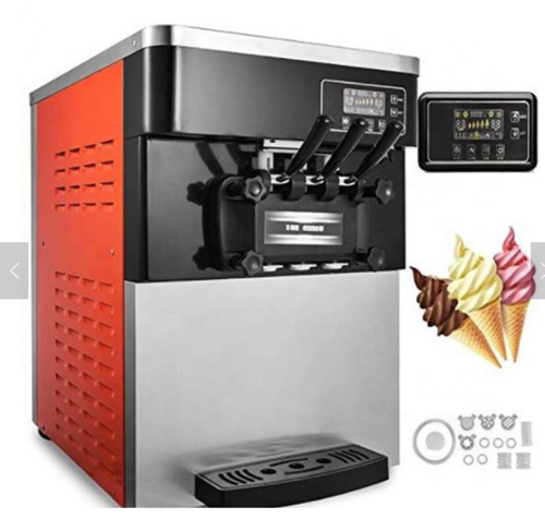 Commercial Soft Ice Cream Machine Soft Serve Ice Cream Making Machine Factory Price