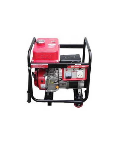 HPM open petrol generators
