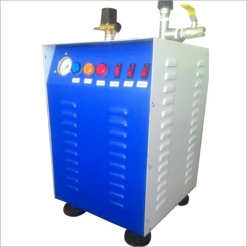 Semi-Automatic Portable Boiler