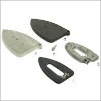 Metal Iron Spare Parts