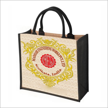 Jute Customized Promotional Bags