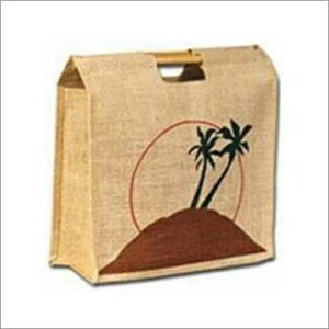 Bamboo Handle Big Shopper Bags