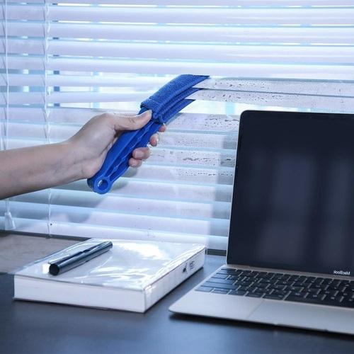 Microfiber Window Blind Cleaner Tools (Random Colors)