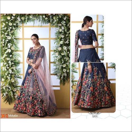 Designer Party Wear Lehenga Choli