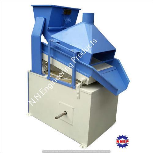 Carbon Destoner Machine