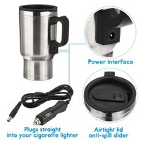 Car Kettle Camping Travel Mug