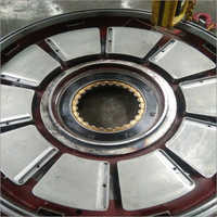 Thrust Pad assembly for Gear box