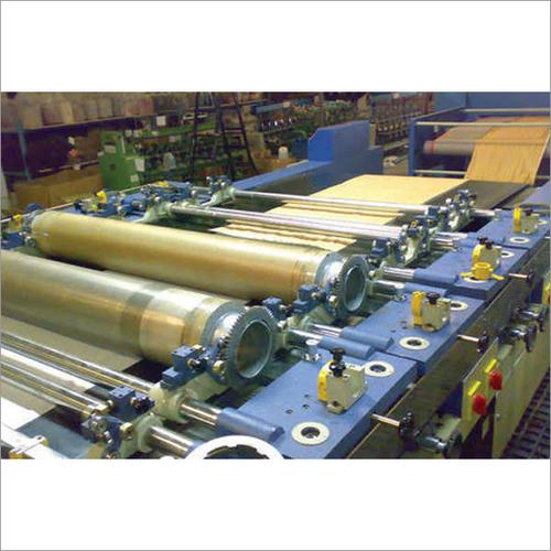 Fabric Rotary Printing Machine
