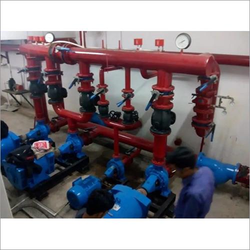 Full Pump House Installation Turnkey Service