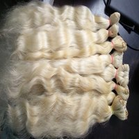 Indian Blond Human Hair