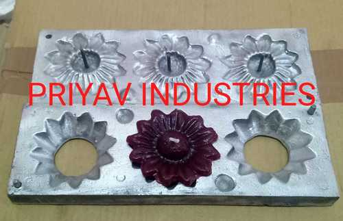 Sunflower Candle Mold