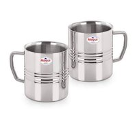 Stainless Steel Double Wall Tea/coffee Mugs