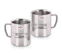 Stainless Steel Double Wall Tea/coffee Mugs