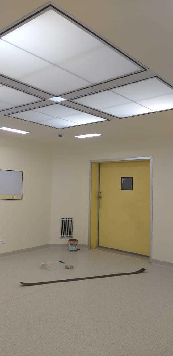 PPGI Modular operation Theater