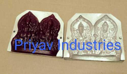 Shree Laxmi Ganesh Candle Mold