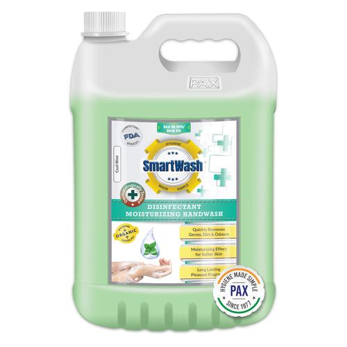SmartWash Disinfectant Moisturizing HandWash - Cool Mint