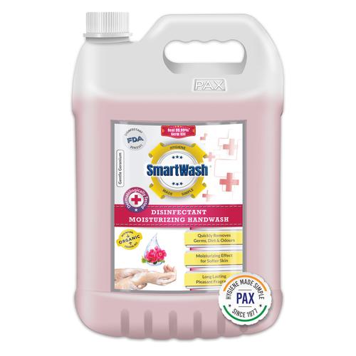 SmartWash Disinfectant Moisturizing HandWash - Gentle Geraninum