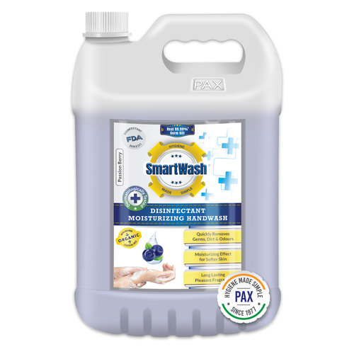 SmartWash Disinfectant Moisturizing HandWash - Passion Berry