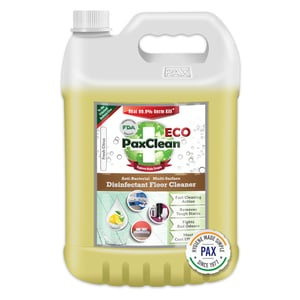 PaxClean ECO Anti-Bacterial Multi-Surface Disinfectant Floor Cleaner