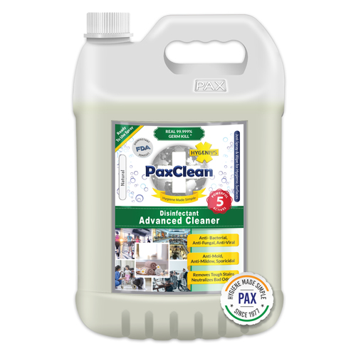 PaxClean HyGenius Disinfectant Advanced Cleaner