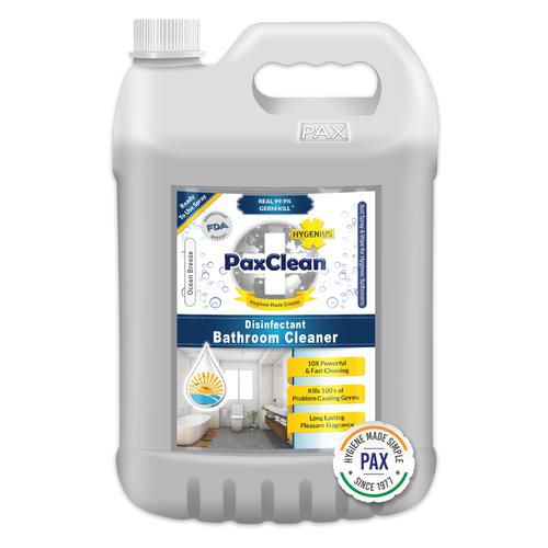 PaxClean HyGenius Disinfectant Bathroom Cleaner