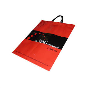 Flexographic Printed Poly Bags
