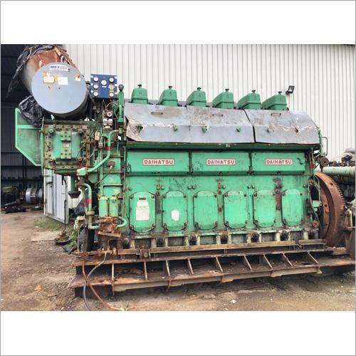 Main Engine Daihatsu