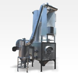 Hot Air Generator, Hot Gas Generato