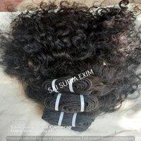 INDIAN VIRGIN MACHINE WEFT HAIR