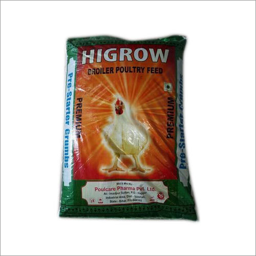 Pre Starter Broiler Poultry Feed