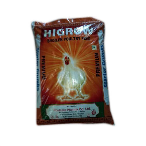 Higrow Poultry Feed