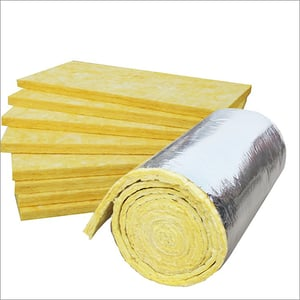 Insulated Glasswool