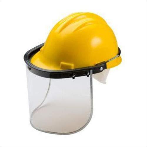 Helmet with Shield