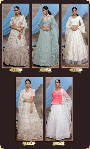 Guldasta Vol 6 New Designer Exclusive Bridal Lehenga Choli Collection