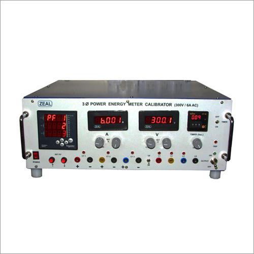 Three Phase Energy Meter Calibrators - Power Meter Calibrators