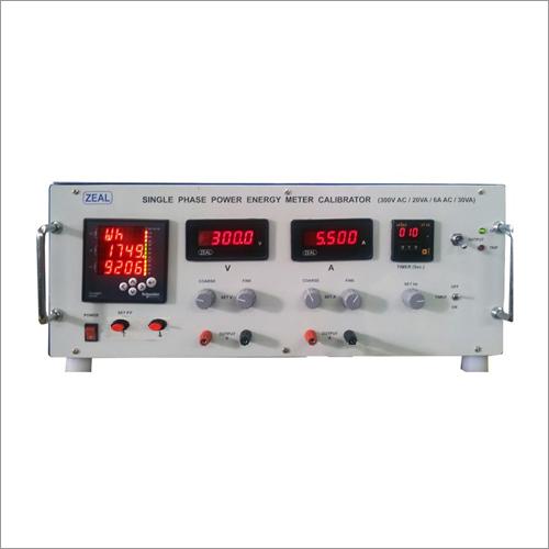 Single Phase Power Energy Meter Calibrators