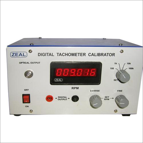 Non - Contact Type Tachometer Calibrator