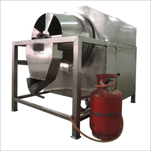 Automatic Chana Roasting Machine