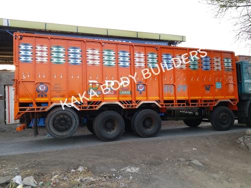 Mahindra Blazo Truck Body