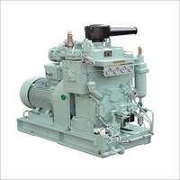 Hamworthy Air Compressor