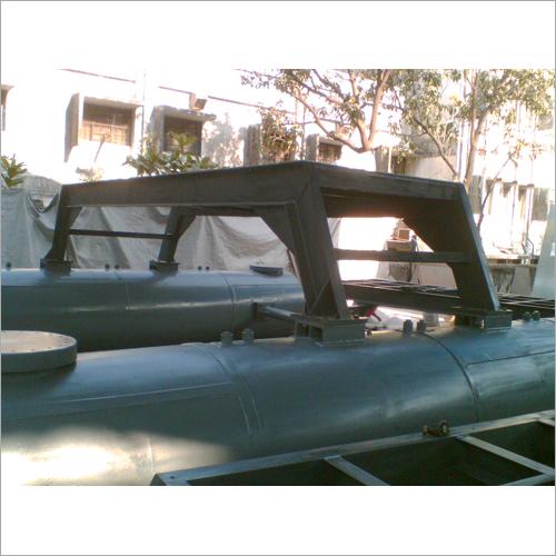 Foam Tank And Floating Bridge