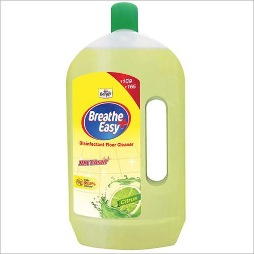 Berger BreatheEasy Disinfectant Floor Cleaner
