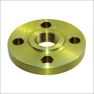 Brass Threaded Flanges