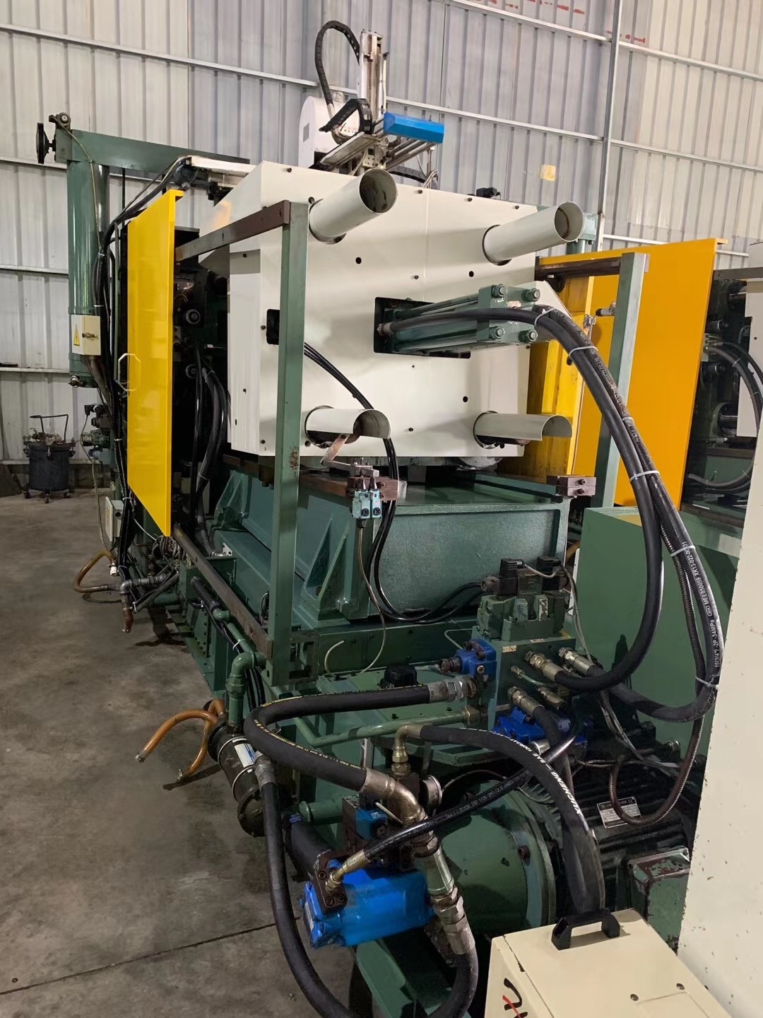 Used Lk 200t Hot Chamber Die Casting Machine