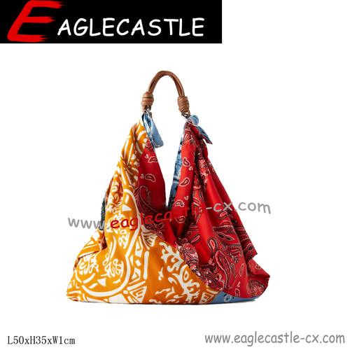 Fashion Lady Handbag / Faux Fur and Shearling Tote Lady Handbag / Women Handbag / Bags / Shoulder Handbag / Woolen Women  Bags