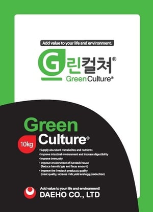 Korean Feed additive Green Culture with Active ingredients Saccharomyces cerevisiae