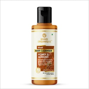 04_Honey And Almond Hair Cleanser
