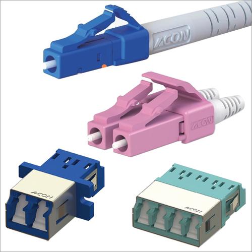 Connectors & Adaptors for 5G (ACON Optics)
